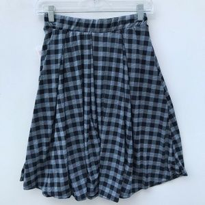LuLaRoe Madison Pleated Mini Skirt NWT #1087